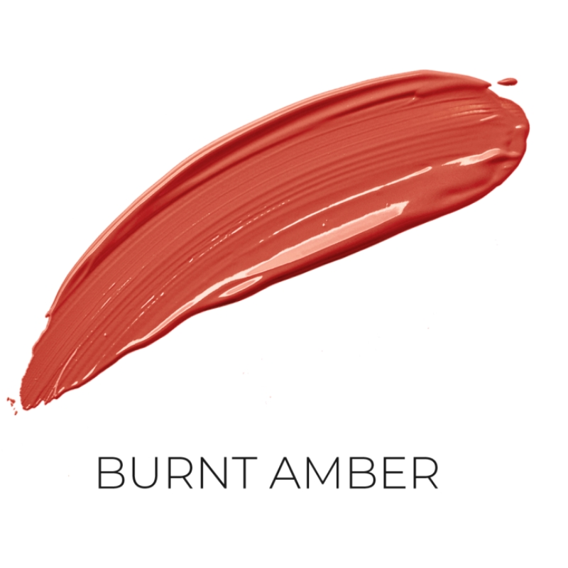 Salerm Beauty Line Perfect Matte matná tekutá rtěnka PM05 Burnt Amber 9 ml