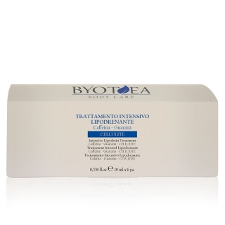 Byotea Cellulite intenzivní lipodrenážní sérum 6 x 10 ml