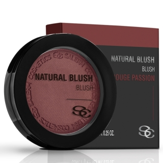 Salerm Beauty Line Natural Blush tvářenka NB04 Rouge Passion 7 g