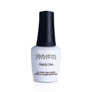 Salerm Beauty Line Top Coat vrchní lak na nehty 15 ml