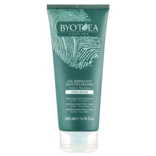 Byotea Foot Spa chladivý gel na nohy a chodidla 200 ml